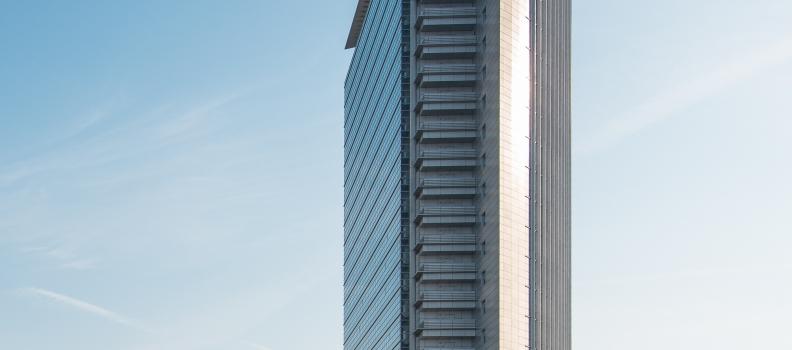 IZ – Immobilien Zeitung: Frankfurter Pollux wird zur Multi-Tenant-Immobilie