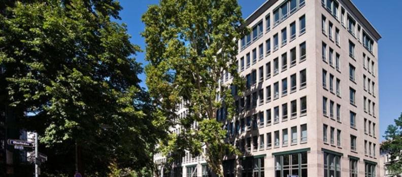Finch Properties Niederlassung Frankfurt bezieht neue Büroräumlichkeiten