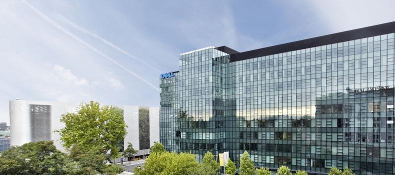 Dell erweitert im Frankfurter Main Airport Center